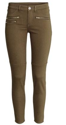 H&M Slim-fit Pants $12.99 (originally $19.99)