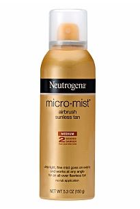 neutrogena sunless tanner