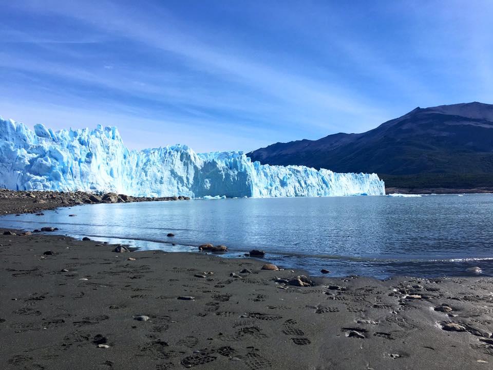 glacier-beach