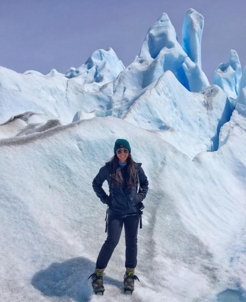glacier-hike